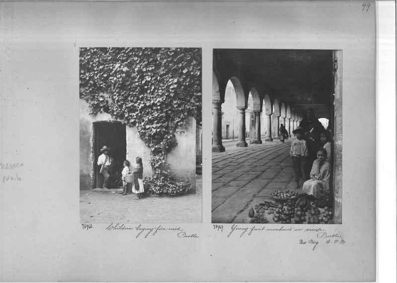 Mission Photograph Album - Mexico #06 page 0049