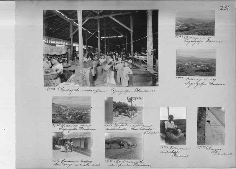 Mission Photograph Album - Panama #02 page 0231