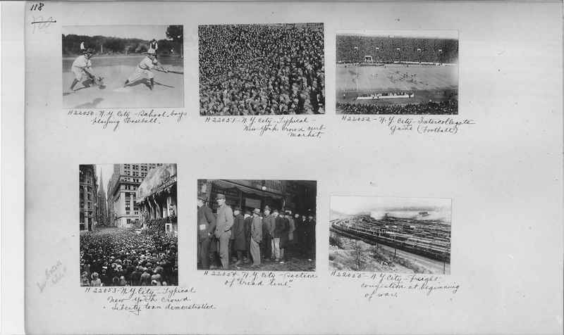 Mission Photograph Album - Cities #10 page 0118