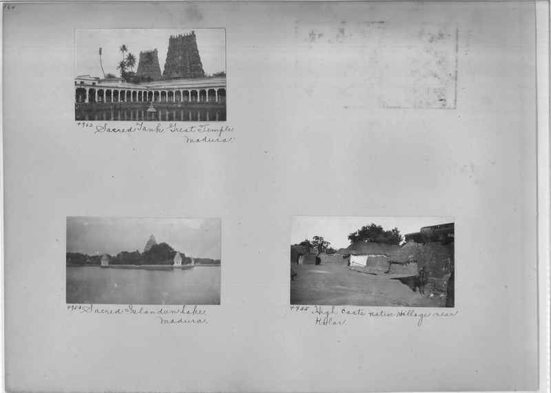 Mission Photograph Album - India #01 page 0164
