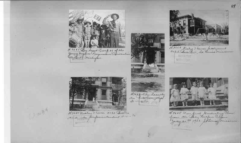 Mission Photograph Album - Cities #4 page 0059