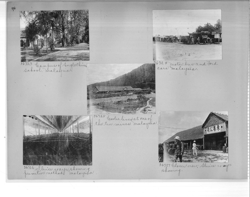 Mission Photograph Album - Malaysia #2 page 0074