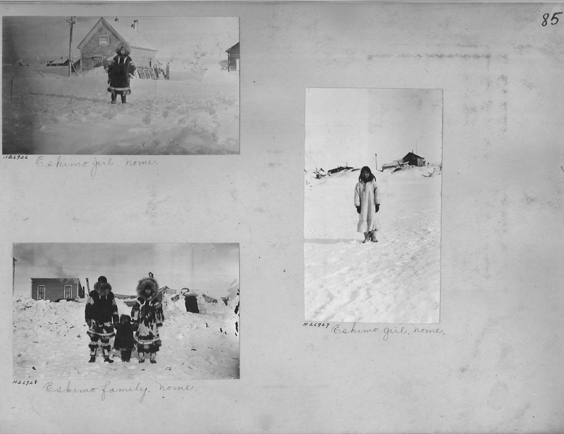 Mission Photograph Album - Alaska #1 page 0085
