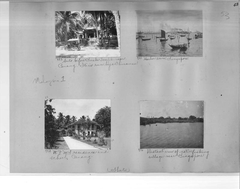 Mission Photograph Album - Malaysia #1 page 0053