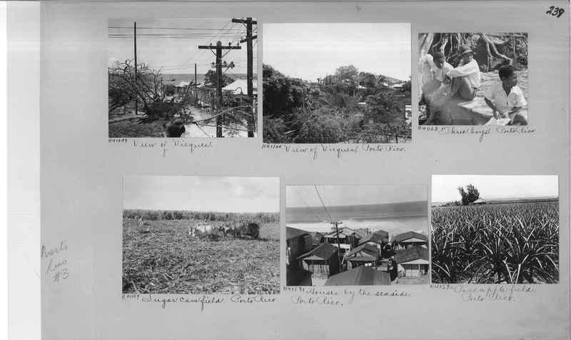 Mission Photograph Album - Puerto Rico #3 page 0239