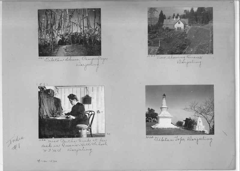 Mission Photograph Album - India #01 page 0035