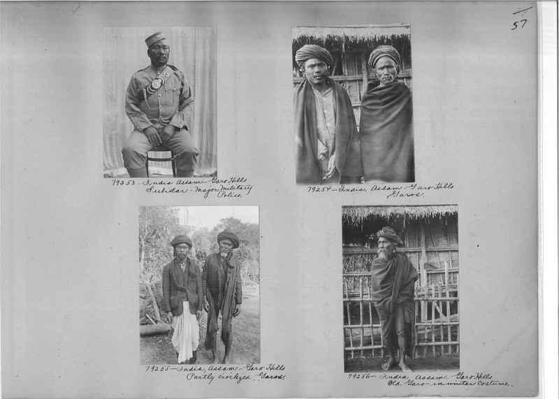 Mission Photograph Album - India #09 Page 0057