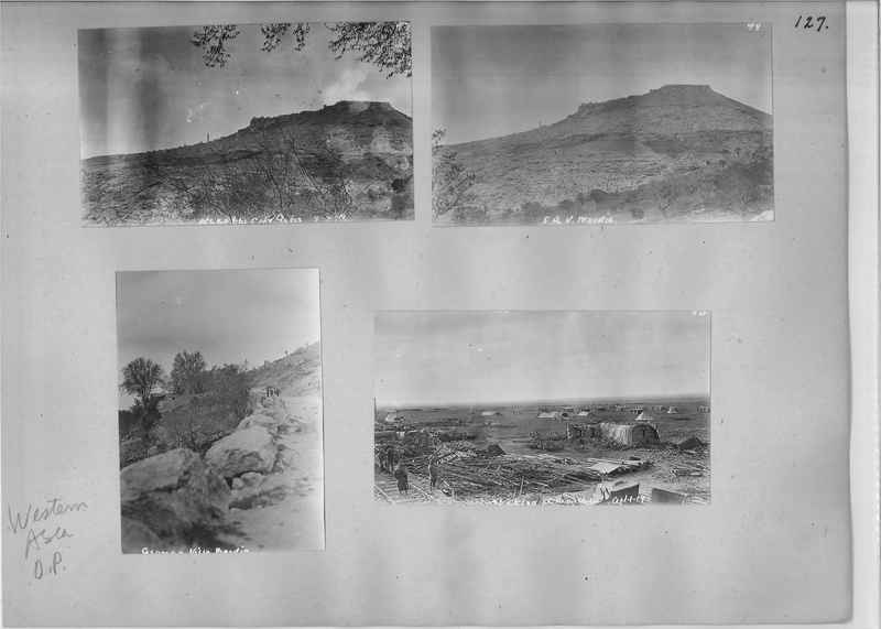 Mission Photograph Album - Western Asia - O.P. - #01 page_0127