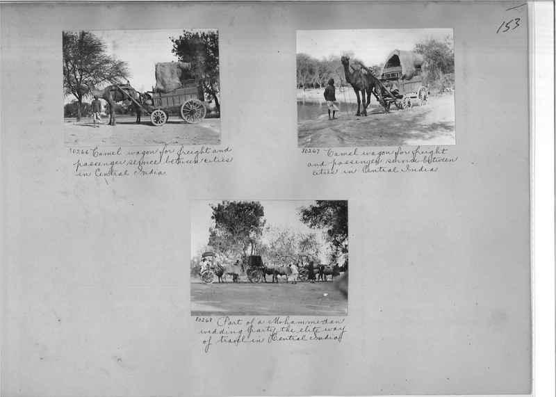 Mission Photograph Album - India #09 Page 0153