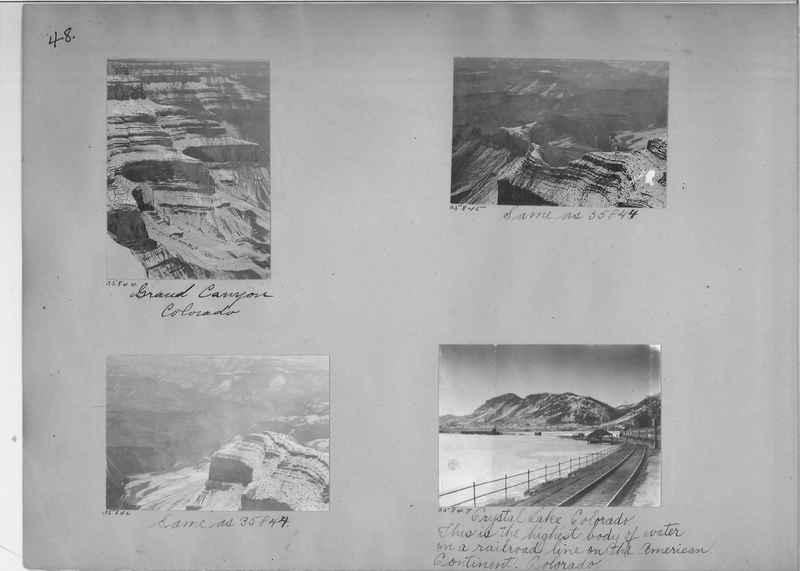 Mission Photograph Album - America #3 page 0048