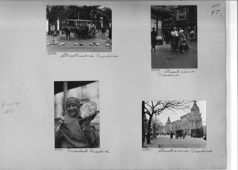 Mission Photograph Album - Europe #02 Page 0047