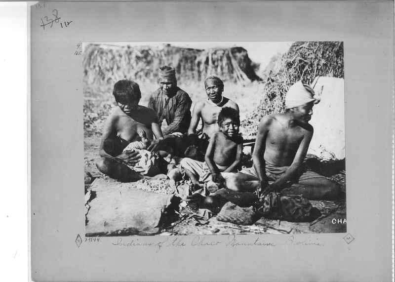 Mission Photograph Album - South America O.P. #2 page 0112