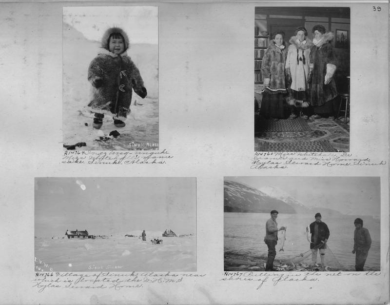 Mission Photograph Album - Alaska #1 page 0039