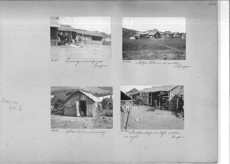 Mission Photograph Album - Mexico #06 page 0223