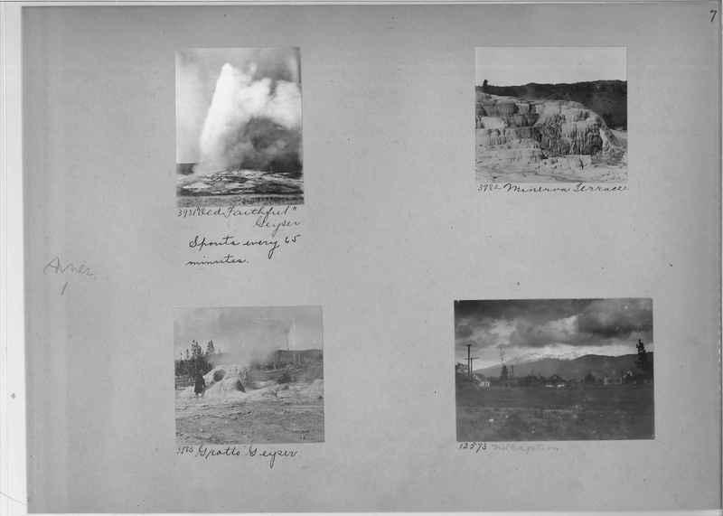 Mission Photograph Album - America #1 page 0007