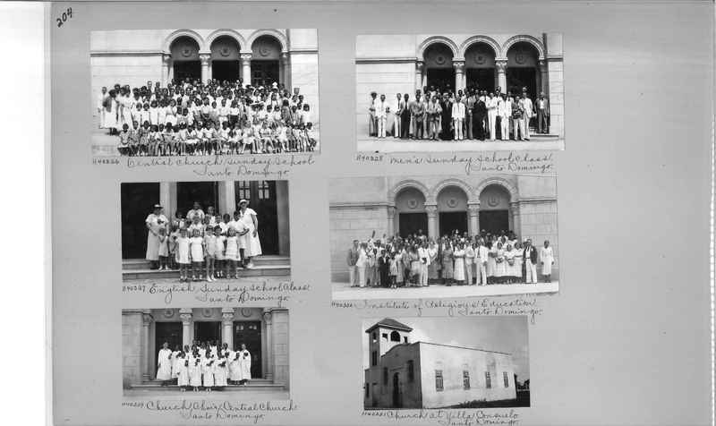 Mission Photograph Album - Puerto Rico #3 page 0204