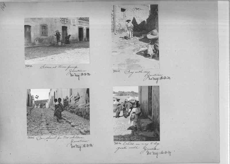 Mission Photograph Album - Mexico #05 page 0164