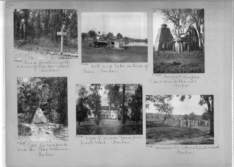 Mission Photograph Album - India #13 Page 0042