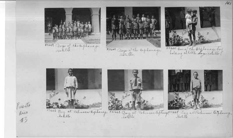 Mission Photograph Album - Puerto Rico #3 page 0141