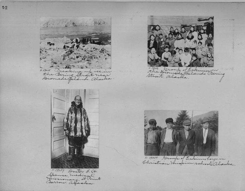 Mission Photograph Album - Alaska #1 page 0052