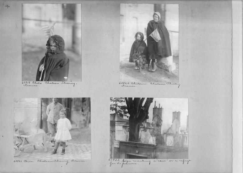 Mission Photograph Album - Europe #03 Page 0090