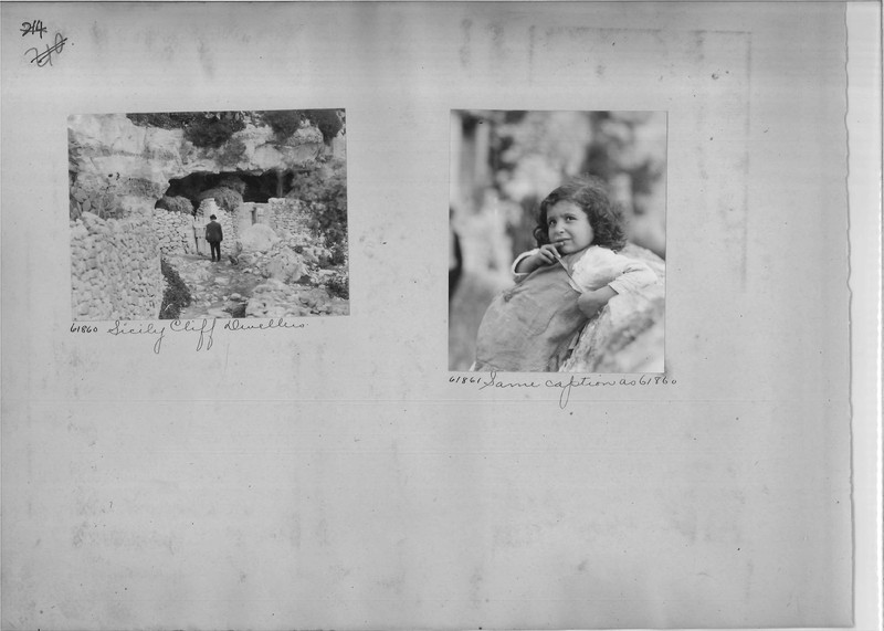 Mission Photograph Album - Europe #04 Page 0214