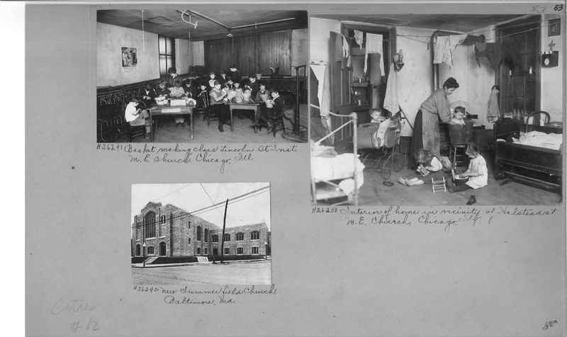 Mission Photograph Album - Cities #12 page 0053