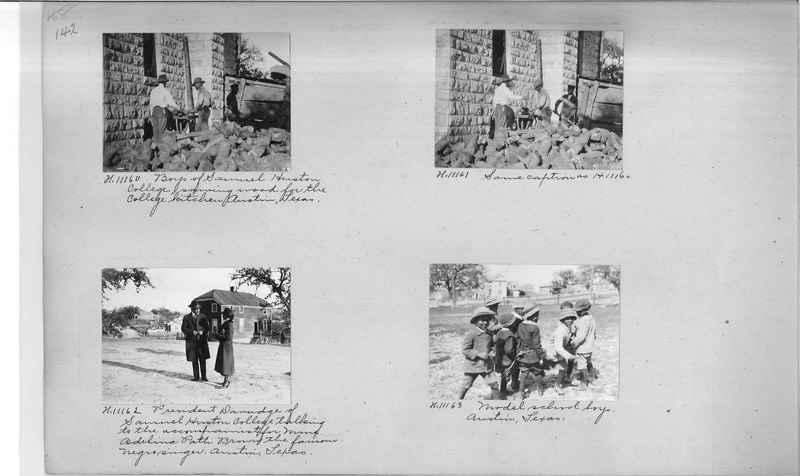Mission Photograph Album - Negro #1 page 0142