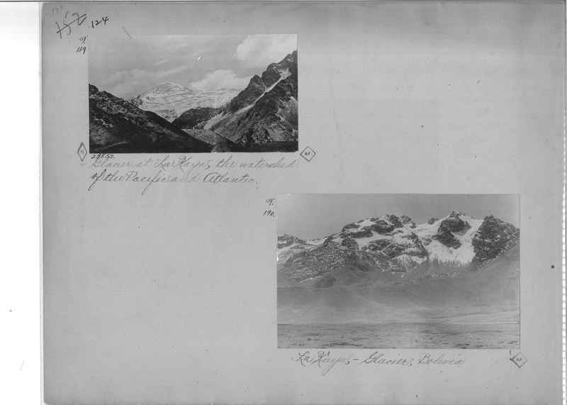 Mission Photograph Album - South America O.P. #2 page 0124