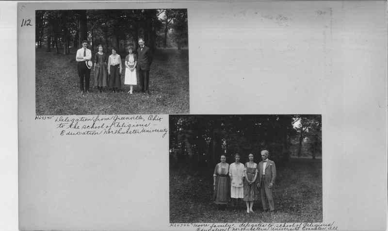 Mission Photograph Album - Cities #11 page 0112