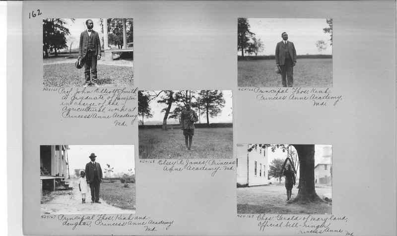 Mission Photograph Album - Negro #3 page 0162