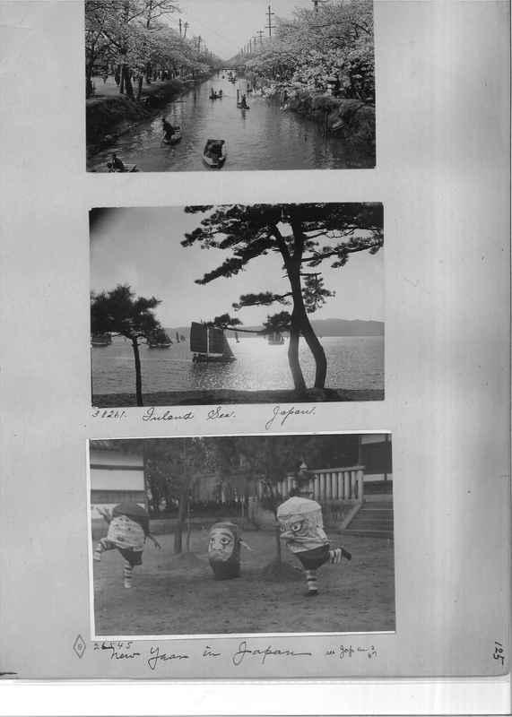 Mission Photograph Album - Japan and Korea #01 Page 0125