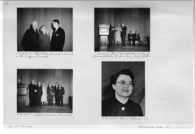 Mission Photograph Album - Portraits #10 Page 0034