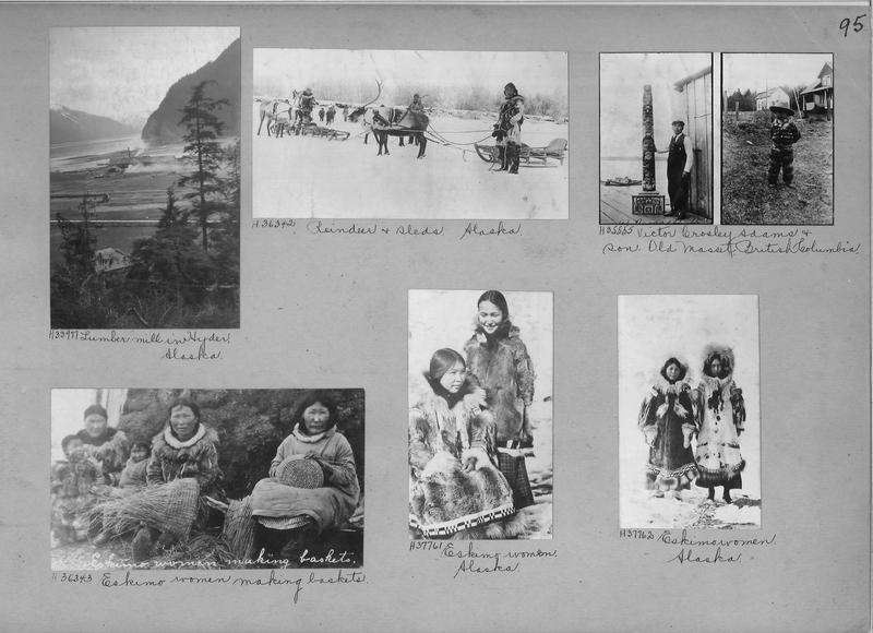 Mission Photograph Album - Alaska #1 page 0095