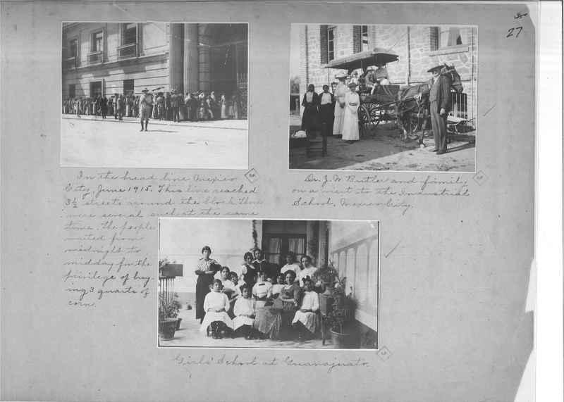 Mission Photograph Album - Mexico - O.P. #01 Page 0027