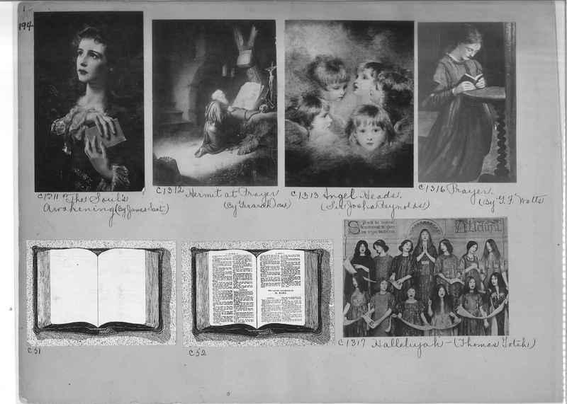 Mission Photograph Album - Miscellaneous #02 Page 0194