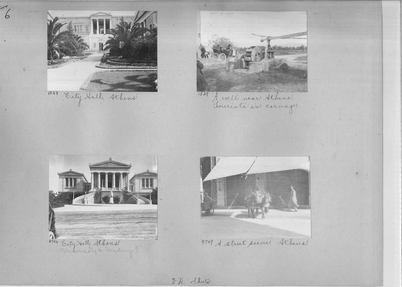Mission Photograph Album - Europe #01 Page 0006