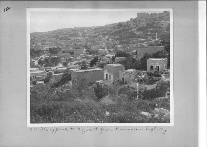 Mission Photograph Album - Western Asia - O.P. - #01 page_0150