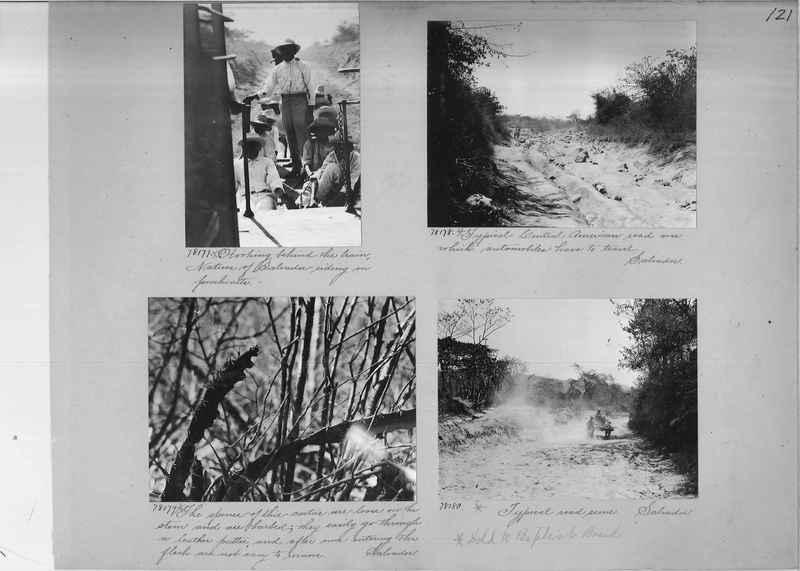 Mission Photograph Album - Panama #04 page 0121