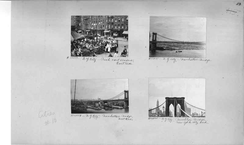 Mission Photograph Album - Cities #10 page 0113