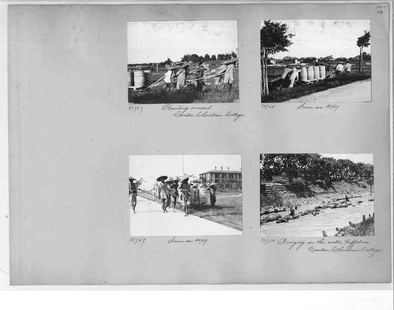 Mission Photograph Album - China #10 pg. 0139
