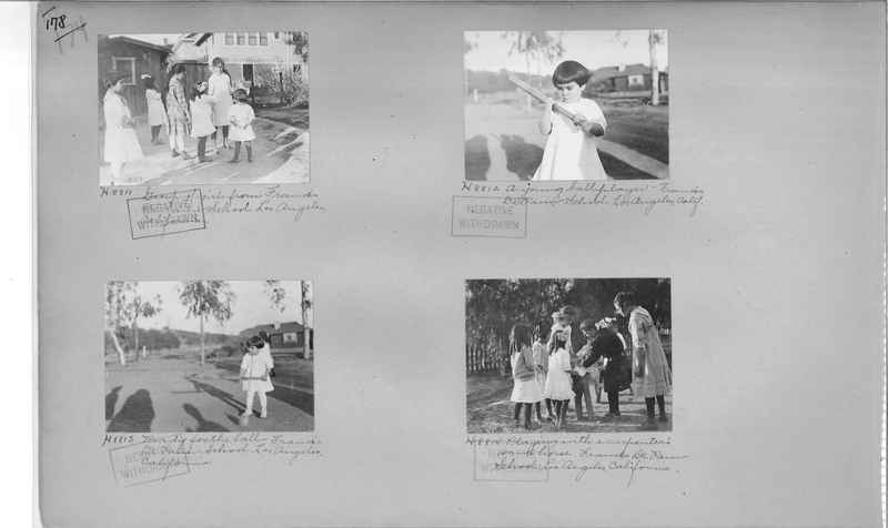 Mission Photograph Album - Cities #4 page 0178