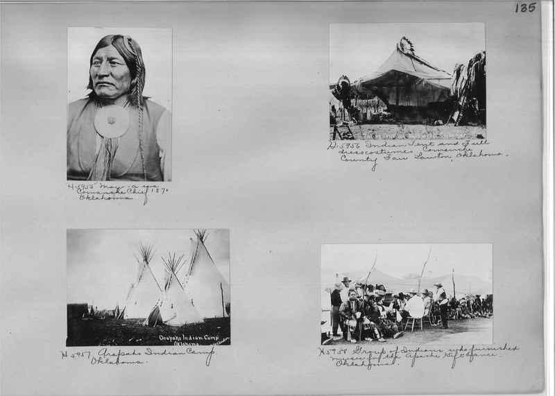 Mission Photograph Albums - Indians #1 page 0135