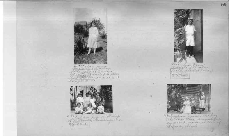 Mission Photograph Album - Puerto Rico #2 page 0135