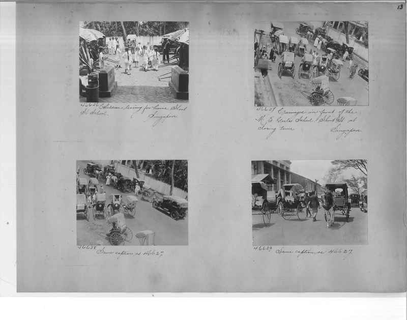 Mission Photograph Album - Malaysia #4 page 0013