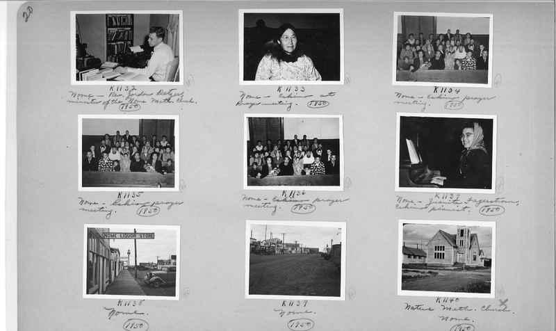Mission Photograph Album - Alaska #2 page 0020