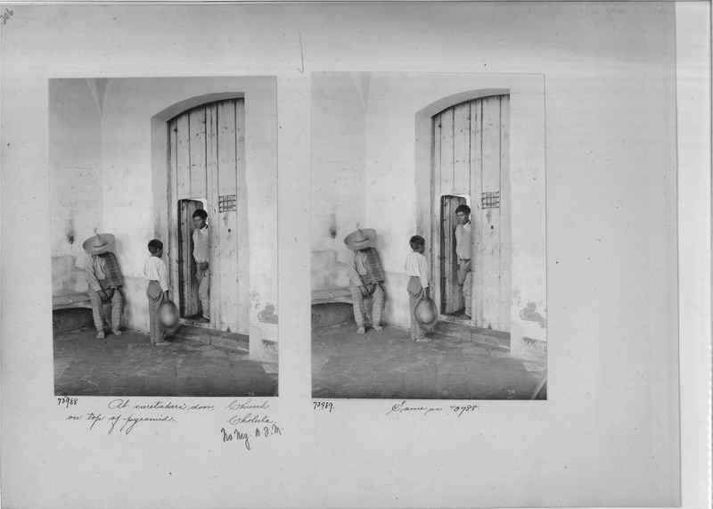 Mission Photograph Album - Mexico #04 page 0206