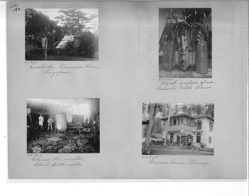 Mission Photograph Album - Malaysia #2 page 0192