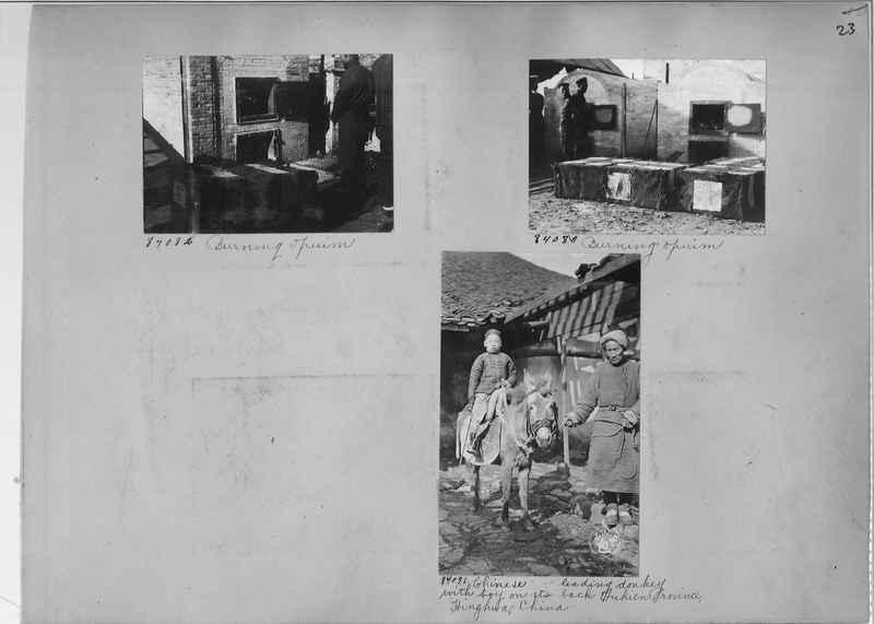 Mission Photograph Album - China #12 page 0023