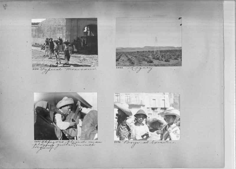 Mission Photograph Album - Mexico #04 page 0060